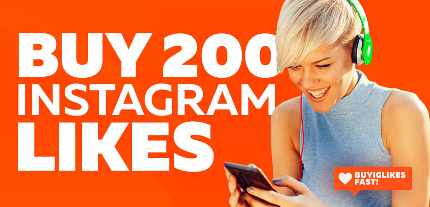 Buy 200 Instagram Likes